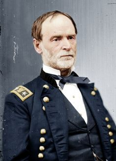 His proposed change of General of the Army insignia to 2 stars and an eagle is displayed here post William T. Sherman as General of the Army American War, American History, Union Army, America Civil War, Total War, Civil War Photos, Us History, Military History, Historical Photos