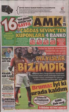 SPORUN MANŞETLERİ (1 EKİM 2016) - 7 | NTVSpor.net