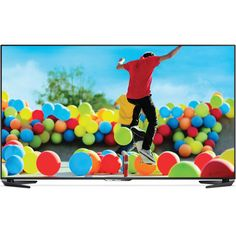 "Sharp LC-70UE30U 70"" Aquos 4K Ultra HD Smart Android LED TV 2160p 120 Hz 16:9 Deal"