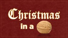 Watch Christmas in a Nutshell. Admit it, you've given some terrible gifts. There's someone who has never given a bad gift, though…God! For Christmas, however, He gave us something no one could've imagined. This video illustrates the miracle of Christmas in a fun and poignant way.