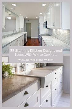 farmhouse shaker style cabinet makeover using joanna gaines gatherings paint color www rockyhedgef SULTANGAZI SEARCH Rustic Kitchen Decor, Kitchen Decor Themes, Bohemian Kitchen, Kitchen Ideas, Home Decor, Kitchen With Big Island, Big Kitchen, Shaker Style Cabinets, White Cabinets