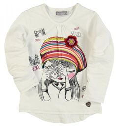 T-shirt graphics , illustrations for girls , cute graphics Miss Girl, 3 In One, Graphic Sweatshirt, T Shirt, Fall Winter, Autumn, Print Design, Kids Outfits, Kids Fashion