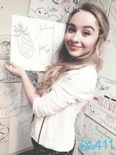 Videos: Sabrina Carpenter Performing At The Yahoo Offices September 3, 2014