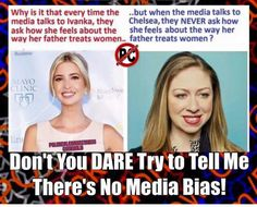 The bias is blatantly bypassing this topic w Chelsea...she would probably lie about it anyway. It's probably genetic...