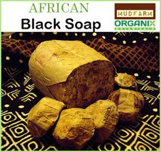 Toronto Shea Butter: Black Soap Naturally Heals Acne and Dry Skin