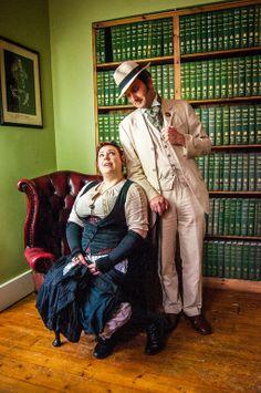Steamblast Mary and Herr Doktor Cambridge Steampunk II - Towillen Photographic  Portraiture