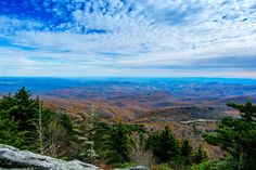 5. Blue Ridge Parkway, Virginia and North Carolina | Here's Where Budget Travelers Actually Go On Vacation