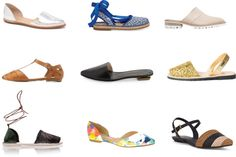 Closed-toe shoes that are still wearable in the summer heat