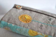 Mint Handicrafts | journal cover