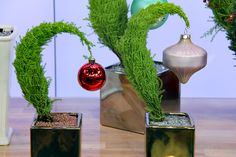 The Marilyn Denis Show | The Do-It-Yourself Grinch Tree