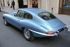 Paris Jaguar Type E | Marc Tavernier | Flickr