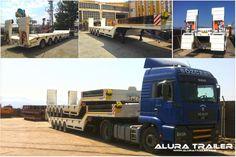 Hashtag #aluratrailer na Twitteru Semi Trailer, Sale Promotion, Hashtags, Online Marketing, Trucks, Design, Truck