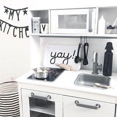 Accesorios para la cocina Ikea Hack, Kitchen Appliances, Kids, Kitchen Accessories, Diy Kitchen Appliances, Young Children, Home Appliances, Children, Kid