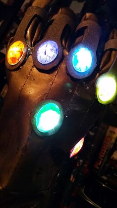 The Costumed Vigilante HQ: Infinity Gauntlet build. Warlock Costume, Infinity Gems, Adam Warlock, The Infinity Gauntlet, Silver Surfer, Stan Lee, Hobbies And Crafts, Marvel Universe, Cosmic