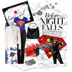 """""""Super girl"""" by megola on Polyvore"""