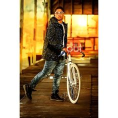 Roc Royal from Mindless Behavior- exclusive photos ❤ liked on Polyvore