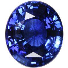 A Tardis Blue Sapphire <3-my birthstone has a proper name at last!