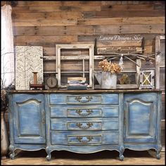 A personal favorite from my Etsy shop https://www.etsy.com/listing/502974563/french-provincial-dresser