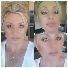 """GRWM - MY EVERY DAY """"GO TO"""" MAKE UP LOOK (PERFECT FOR HOODED EYES)"""