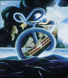 Serpiente de mar