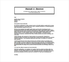 Entry Level Cover Letter Template Entry Level Cover Letter Jobsxs  Good To Know  Pinterest  Entry .