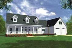 House Plan # 351004. Ultimateplans.com