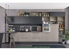 Cucine moderne componibili Lube Doris | My ideal home | Pinterest ...