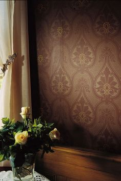 Curtains, Interior, Painting, Home Decor, Art, Art Background, Blinds, Decoration Home, Room Decor