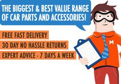 CBG PARTNER MicksGarage   Car Parts and Car Accessories Online from The Car Parts Experts - Car Accessories List, Car Parts And Accessories, Accessories Online, Brake Parts, Car Makes