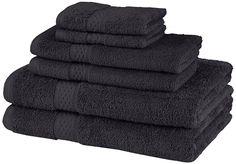 Pinzon 550-Gram Makeup Friendly Cotton 6-Piece Towel Set $10.96 (Reg $24.99) Black or White - http://couponingforfreebies.com/pinzon-550-gram-makeup-friendly-cotton-6-piece-towel-set-10-96-reg-24-99-black-white/