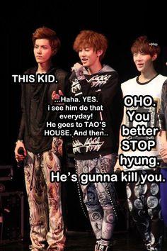 Exo kpop macro