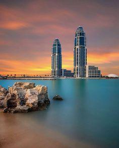 Pearl #Doha #Qatar  @sam_forever0