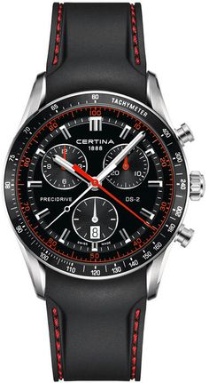 Certina DS-2 Chrono #water-resistant-100m