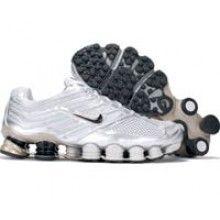 Nike Shox TL IV 313832 003 metallic silver black metallic zinc mtllc. Nike  ShoxSneakers