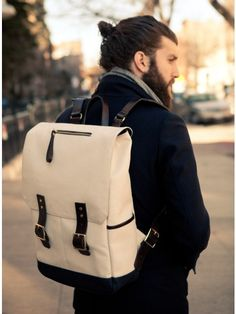 51929b7e50a Urban Beardsman Backpack Purse