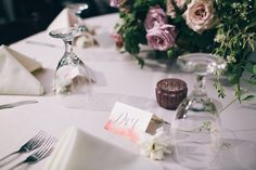 Romantic Forest Wedding - photo by Jessica Janae Photography http://ruffledblog.com/romantic-forest-wedding