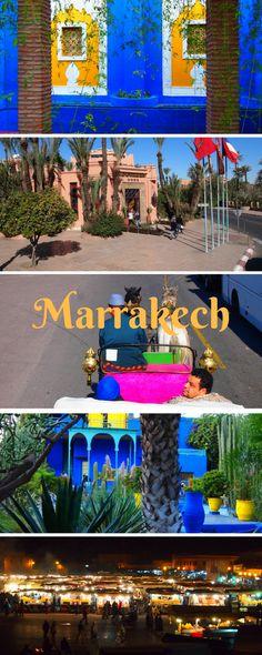 Travel Destination |Travel tips | Marrakech | Morocco | Africa | Viajes | Viajes y destinos | Marruecos | Consejos de viajes |