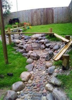 Outdoor adventure for children to explore