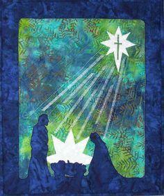 Christmas quilt by Chris Lynn Kirsch | Chris Quilts