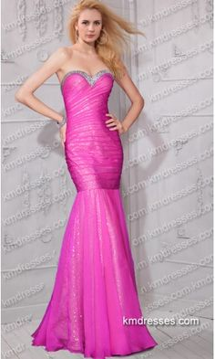 Amazing sweetheart trumpet gathered chiffon overlay sequins mermaid gown.prom dresses,formal dresses,ball gown,homecoming dresses,party dress,evening dresses,sequin dresses,cocktail dresses,graduation dresses,formal gowns,prom gown,evening gown.
