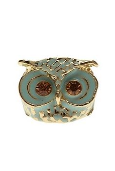 Owl Ring   http://www.urbanoutfitters.com/urban/catalog/productdetail.jsp?id=17433442=041=jump=true