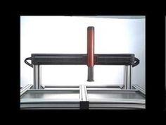 REC Corrediça Linear Pneumatica L40 - YouTube