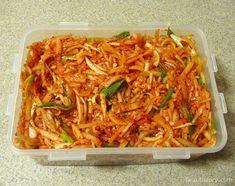 무생채맛있게만드는법 Easy Cooking, Cooking Tips, Cooking Recipes, K Food, Vegetable Seasoning, Korean Food, Kimchi, No Cook Meals, Japchae