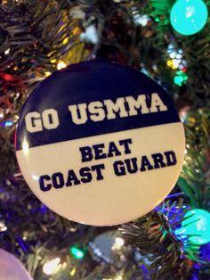 Go USMMA, beat Coast Guard