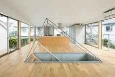 Oyamadai House | frontoffice tokyo; Photo: Takumi Ota | Archinect