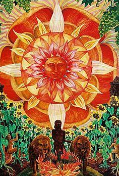 the sun by rodulfo.deviantart.com on @deviantART