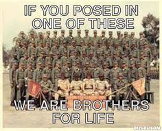 Brothers For Life. My group photo was September 17, 1977, Platoon 3075, M Co.