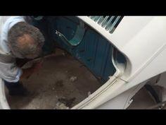 Mmotors ®: 20_raspagem cofre motor -  restauração fusca (vídeo 20)