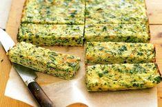 Фриттата – традиционный итальянский омлет.