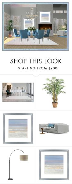 """Untitled #418"" by tenasta ❤ liked on Polyvore featuring interior, interiors, interior design, home, home decor, interior decorating and Wendover Art Group"